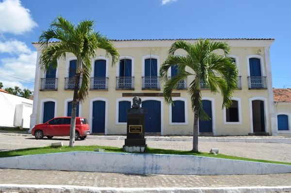 Prefeitura Municipal de Marechal Deodoro. (foto: André Marechal)
