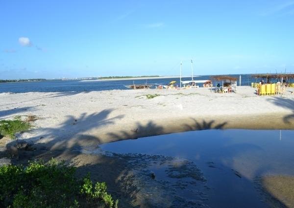 Prainha, na Barra Nova