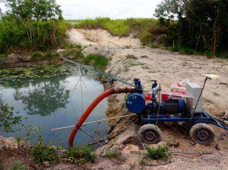 Eletrobras autua irrigantes por furto de energia em plantações de cana (Foto: Divulgação)