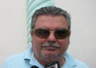 Ex-prefeito Danilo Dâmaso.