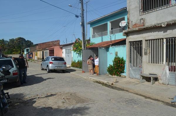 Velório está sendo realizado no Loteamento Chaves em Taperaguá.