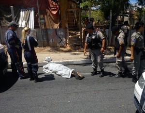 aldemir foi morto em via pública (Emergencia190)