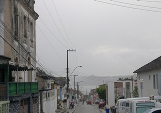 Rua Dr. Ladislau Neto: Marechal Deodoro - AL (foto: Arquivo MN)