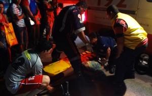 Irmã da vítima fatal ficou gravemente ferida