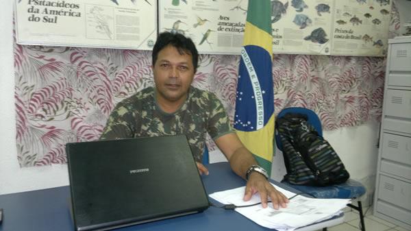 Reservista está sendo emitida na Barra de São Miguel, relatou Walmir.