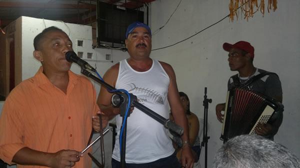 Célio Forrozeiro foi um dos participantes do encontro.