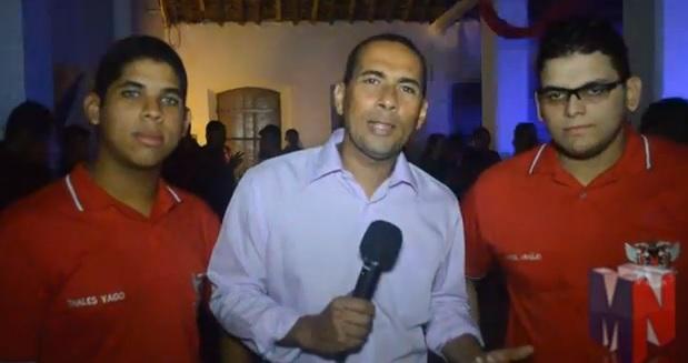 André do MN conversou com Thales Iago e Manoel.