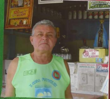 Empresário Barrigudo (foto: arquivo familiar)