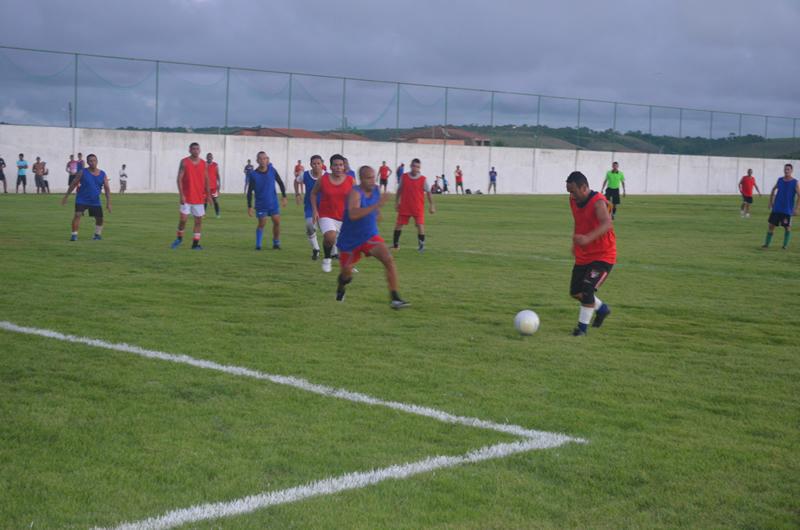 Racha dos Sócios voltou a ser disputado no campo do Grêmio. (foto: André do MN)