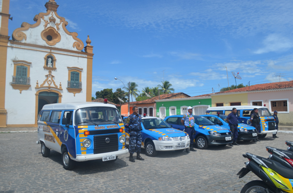Veículos estarão a disposição da GCM e SMTT. (foto: André do MN)