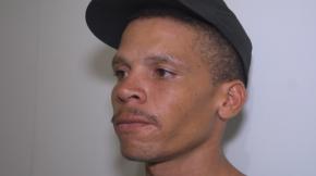 """Jomilto Santos, o """"Baiano"""", admitiu ter sido contratado pelo cantor (Emergencia190)"""