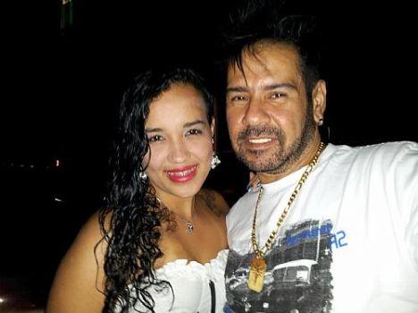 Mara e Ivanilson: amor e morte (facebook)