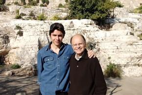 Edir Macedo, com o filho gay