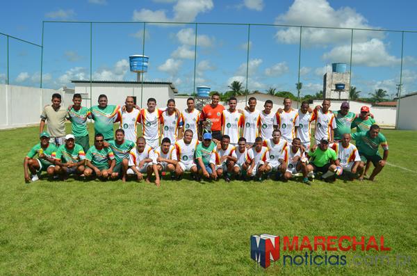 Equipe do Cajueirão Master.