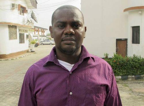 Harrison Okene sobreviveu dentro de navio por mais de 60 horas (Foto: Reuters)