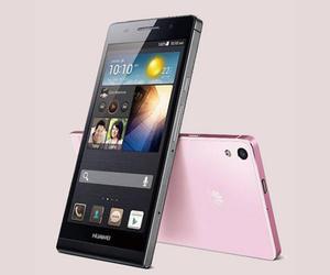 Novo smartphone Huawei Ascend P6, considerado o mais fino do mundo, com 6,18 milímetros de espessura