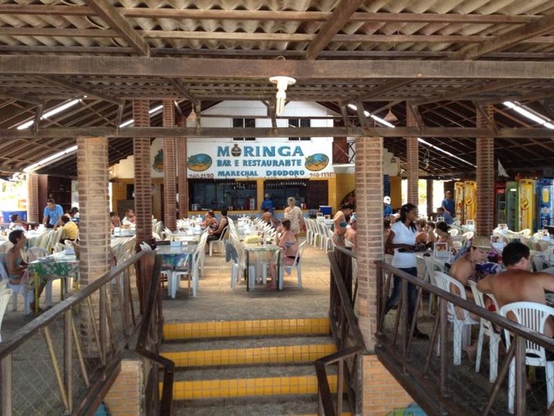 Barraca era uma das mais bem estruturadas da Praia do Francês.
