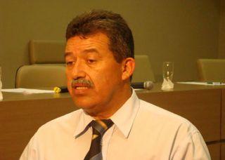 Wellington Galvão, presidente do Sindicato dos Médicos (Foto: Arquivo Gazetaweb)
