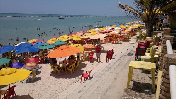 Barra de São Miguel - Alagoas (foto: André do MN)