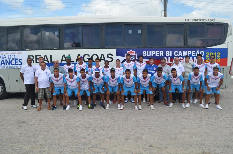 Equipe parte confiante para a Copa São Paulo.