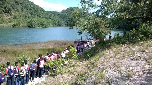 APA também serve para atividades de Educação Ambiental