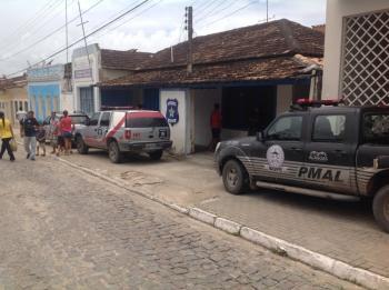 17º Distrito Policial em Marechal Deodoro.
