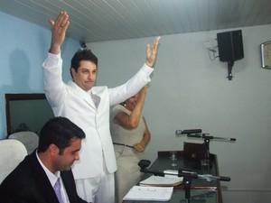 Toninho Lins foi absolvido de sete ações no TJ (Foto: Cortesia/ Tomaz Gouveia )