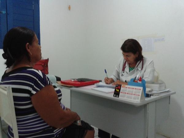 População tem a disposição diversas especialidades médicas.