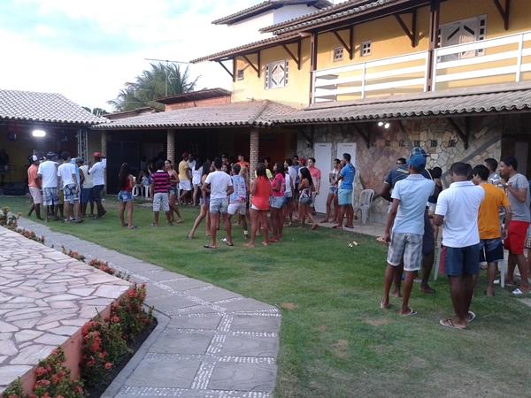 Festa aconteceu no povoado de Massagueira.