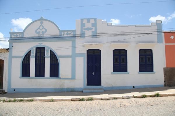 Casa foi totalmente restaurada.