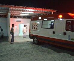 Ediane dos Santos, 17 anos, que residia no bairro Castro Alves, morreu duas horas após receber atendimento