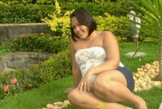 Velório da jovem ocorreu ontem à tarde em Fernão Velho, dois dias após o seu desaparecimento. (foto: arquivo pessoal)