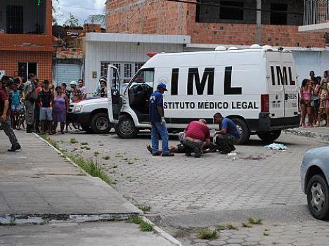 IML foi acionado para remoção do corpo
