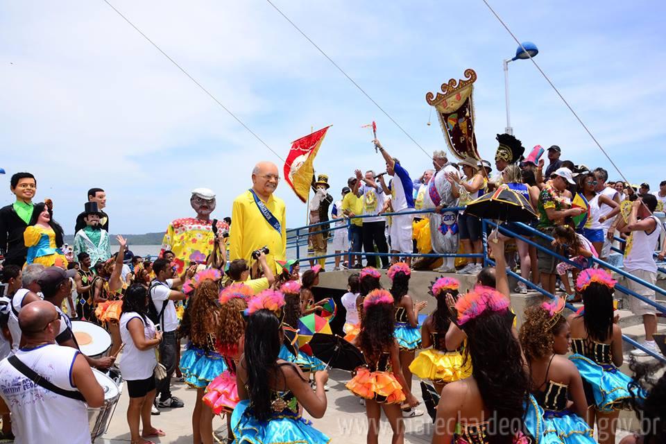 Centro histórico receberá muita animação com o Ninho do Pinto.