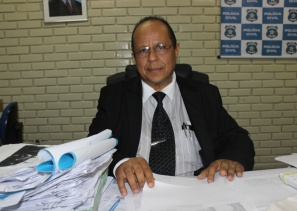 Delegado Carlos Reis. (foto: reprodução)