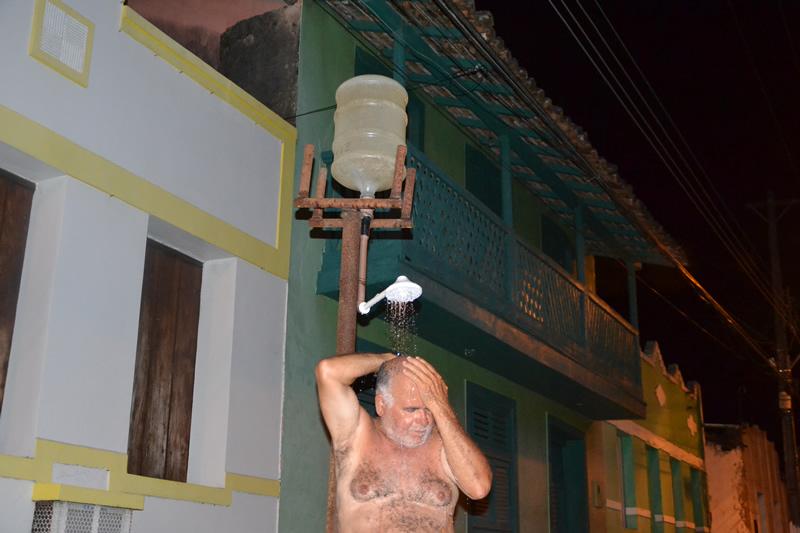 Fato ocorreu no bairro de Taperaguá.