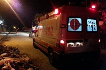 Foto por: Arquivo/Já é Notícia Samu chegou para socorrer a vítima que já se encontrava morta
