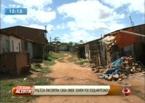Moradores abandonaram casas com medo (Crédito: TNH1 / Fique Alerta)