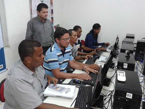 Aulas acontecem no Espaço Banco do Nordeste. (fotos: André do MN)