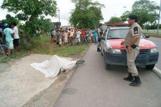 Número de homicídios em Alagoas equivale à extinção de três cidades (Foto: Gazetaweb/arquivo)