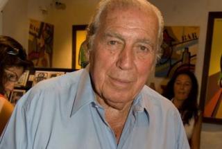 O artista plástico morreu aos 90 anos