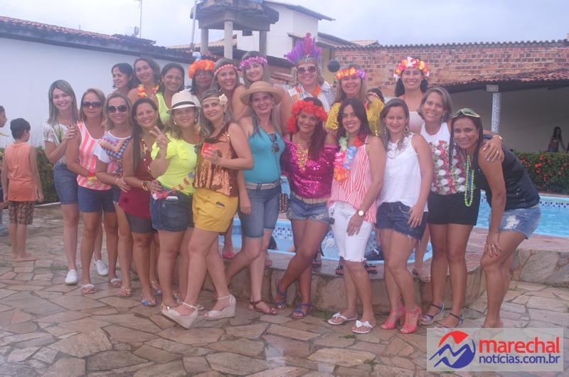 Carnaval das Divas aconteceu no povoado de Massagueira.