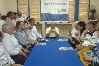 Convênio com hospitais e maternidades de Arapiraca vai liberar recursos para a atenção básica na saúde
