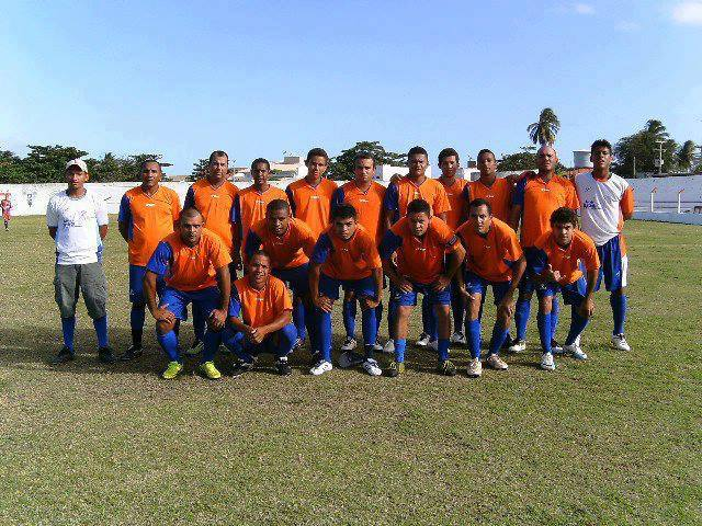 Equipe do Juventude Futebol Clube Avante. (foto: reprodução)
