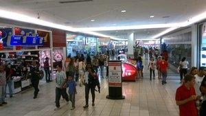 Prisão ocorreu dentro do shopping de Maceió (Crédito: Divulgação)