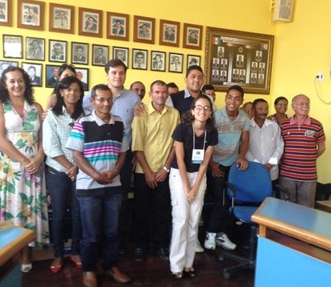 Programa Petrobras Agenda 21 traz o diagnóstico socioambiental comunitário da comunidade