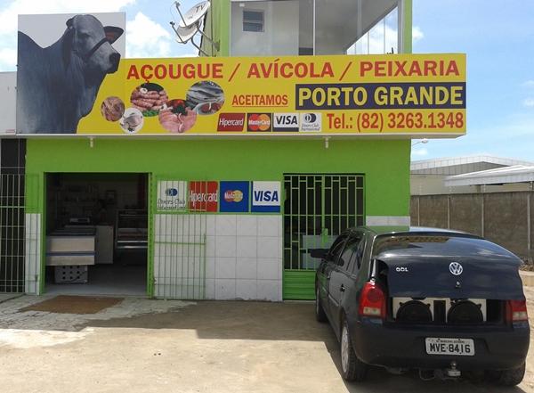 Peixaria fica localizada as margens da AL-215 em Taperaguá.