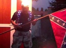 Homem ateia fogo na própria cabeça durante vídeo de desafio do balde de gelo