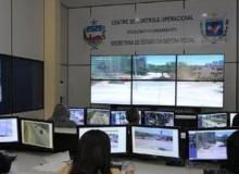 Projeto de expansão do sistema contemplará várias cidades, a começar por Arapiraca; câmeras ajudam a diminuir violência em áreas de Maceió