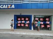 Greve dos bancários deve atingir 200 agências em Alagoas